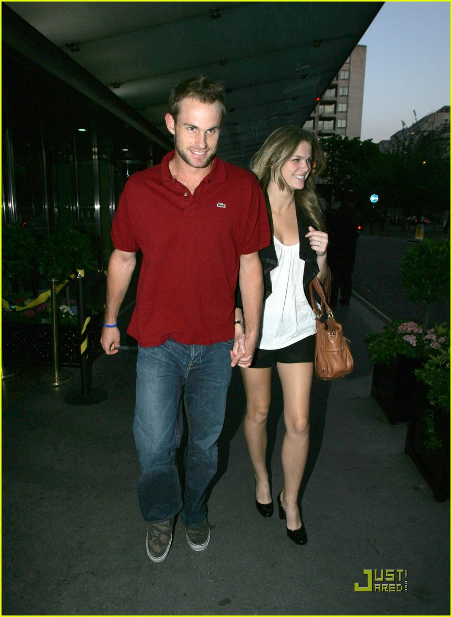 andy roddick nobu london 04