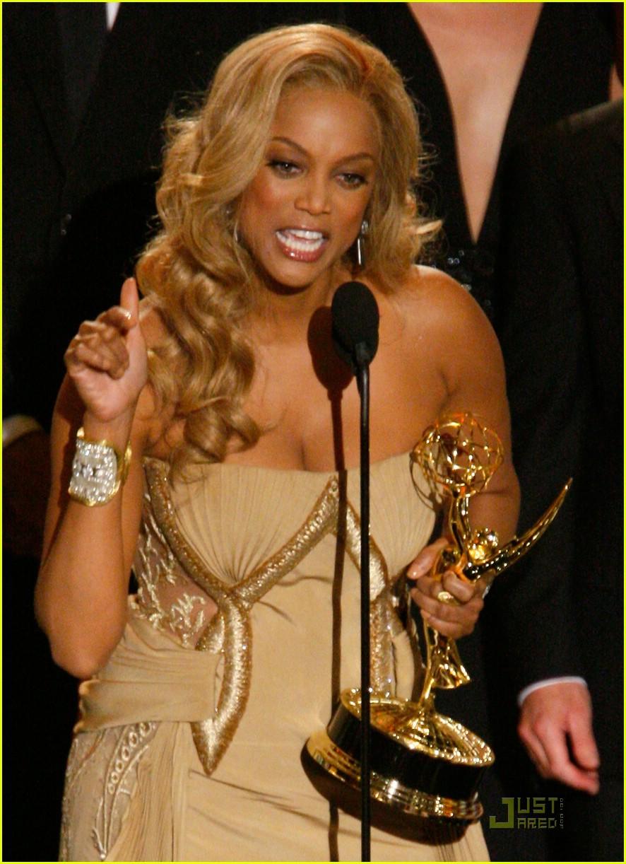 Tyra Banks Wins Daytime Emmy Photo 1218221 Tyra Banks