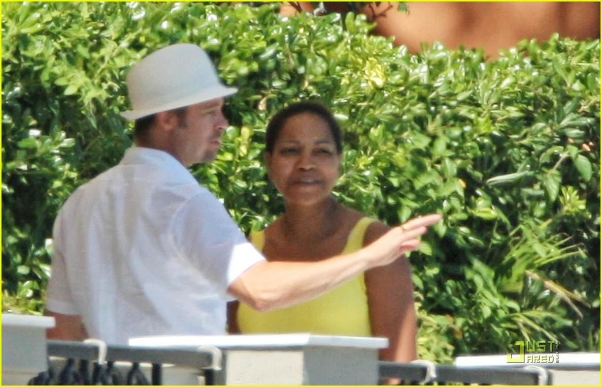Brad Pitt is in The Ho...