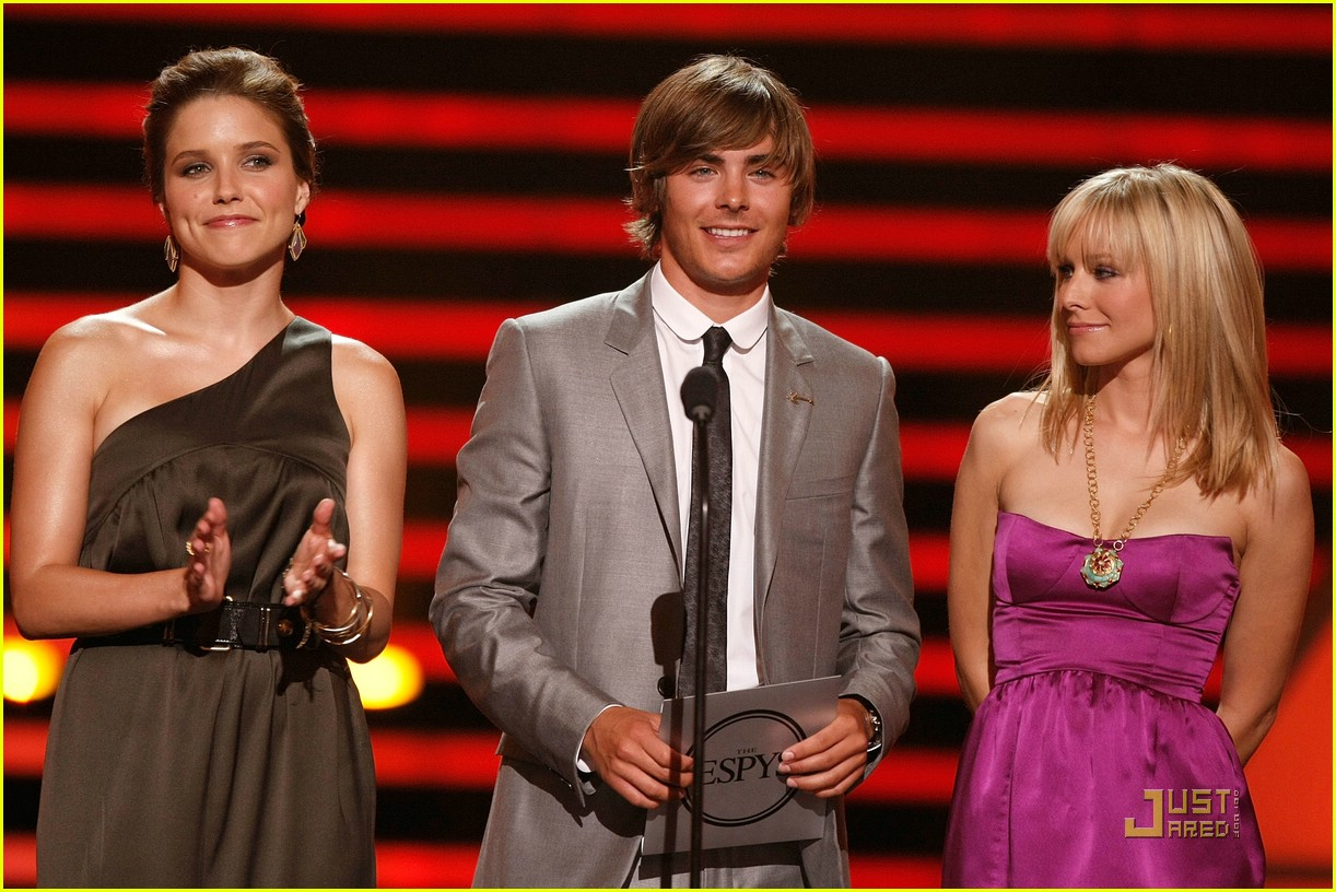 sophia bush espy awards 2008 25
