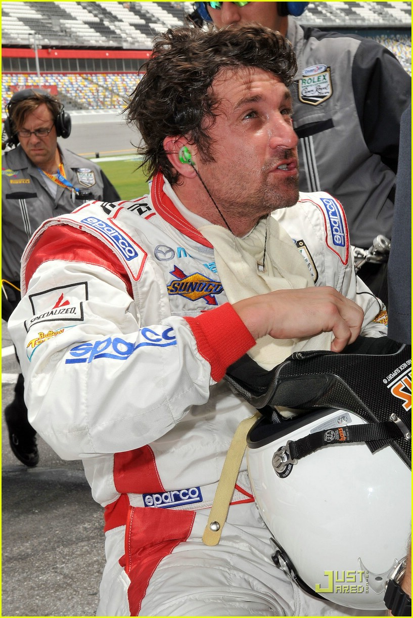 patrick dempsey days of thunder 221248331