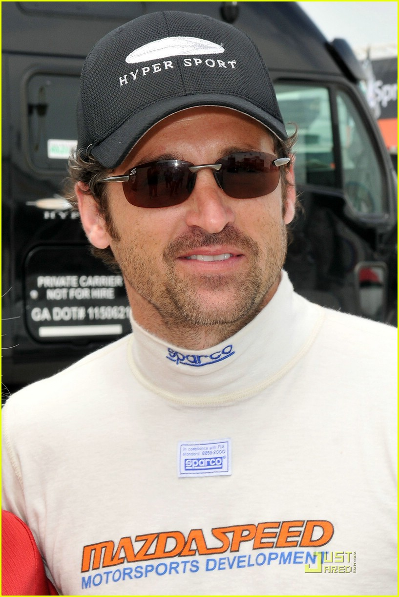 patrick dempsey days of thunder 36