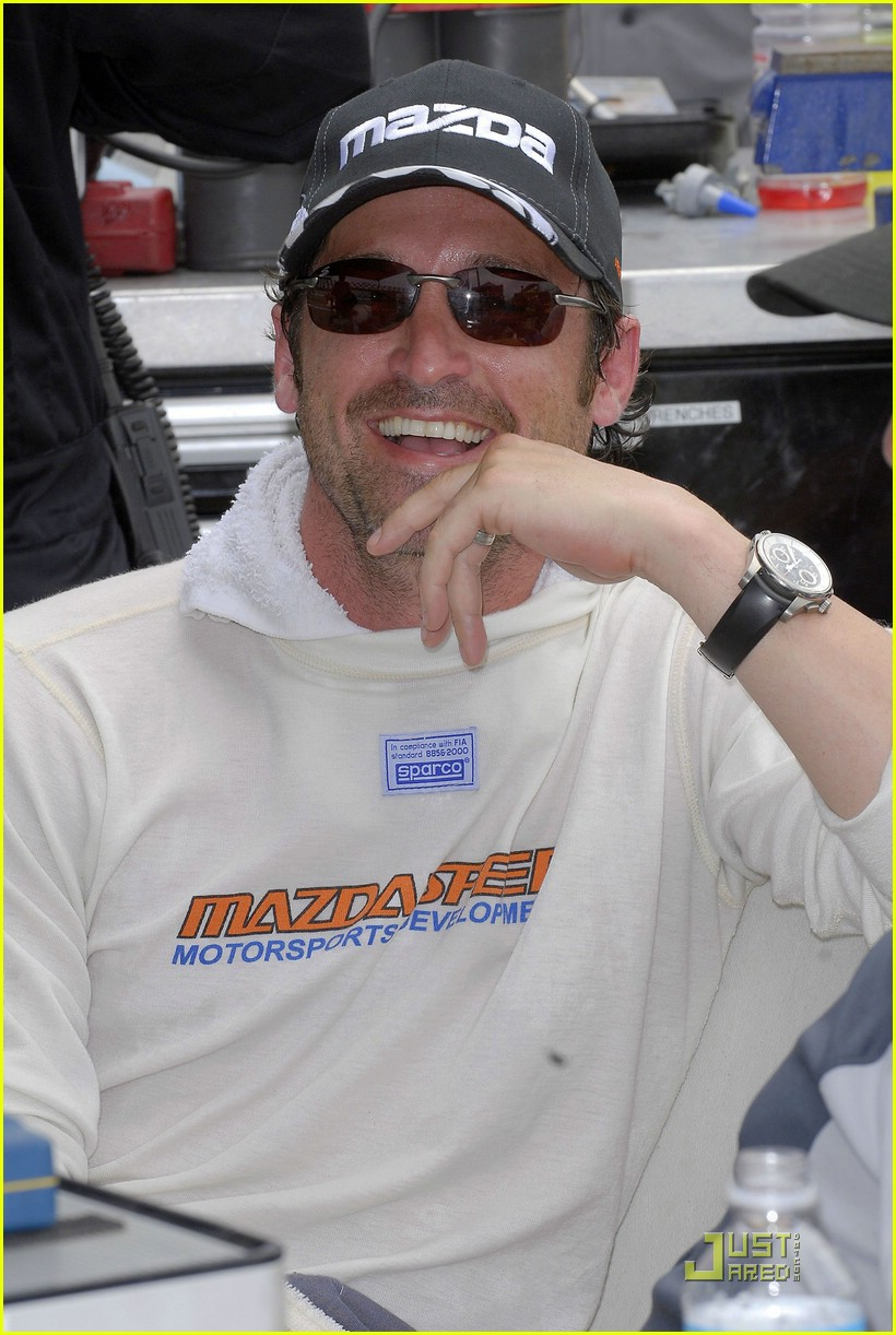 patrick dempsey days of thunder 38