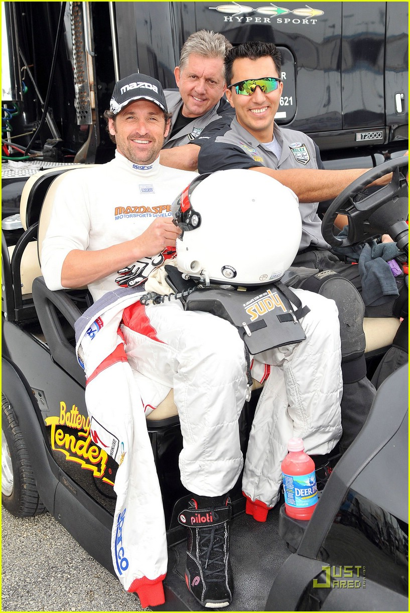patrick dempsey days of thunder 39