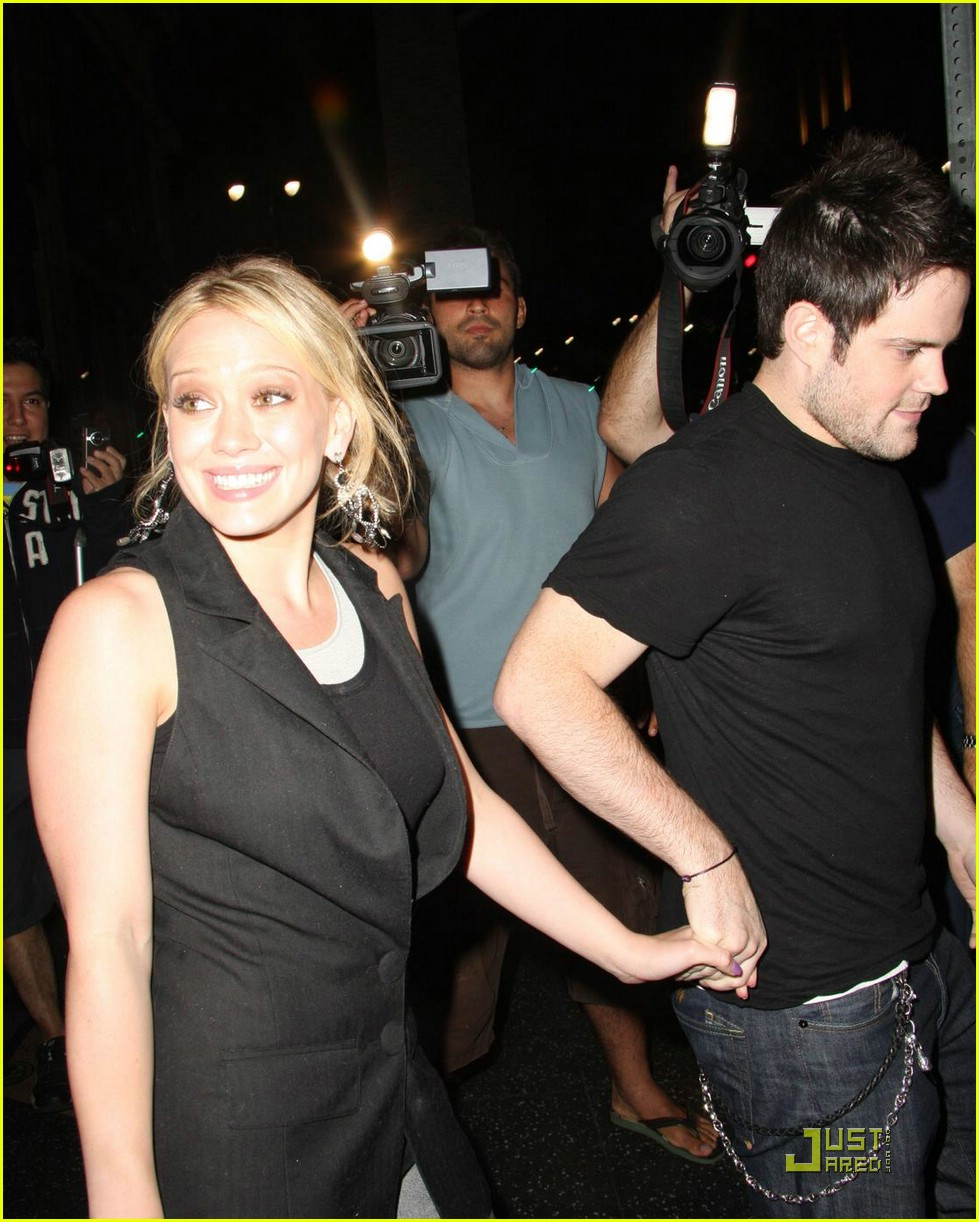 hilary duff mike comrie katsuya 02