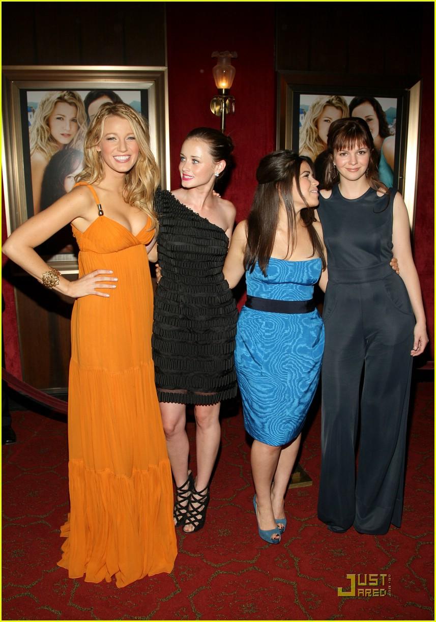 The Sisterhood of the Traveling Pants (2005) - Full Cast ...