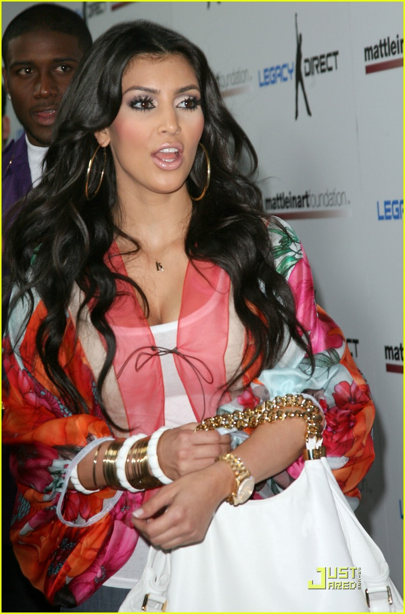 kim kardashian celebrity bowling 161282491