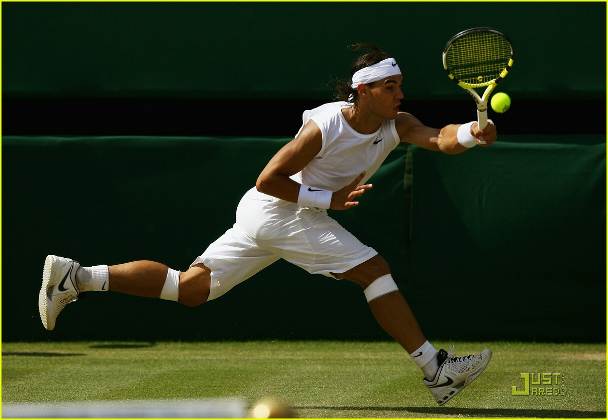 who won wimbledon rafael nadal 33