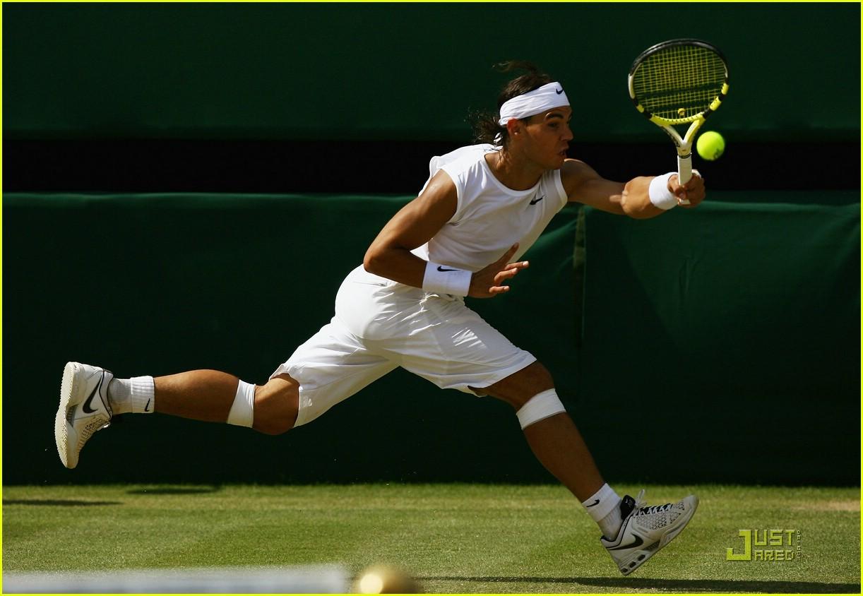 Rafael Nadal Wins Wimbledon 2008: Photo 1252891 | Rafael ... Rafael Nadal Wimbledon Wallpaper