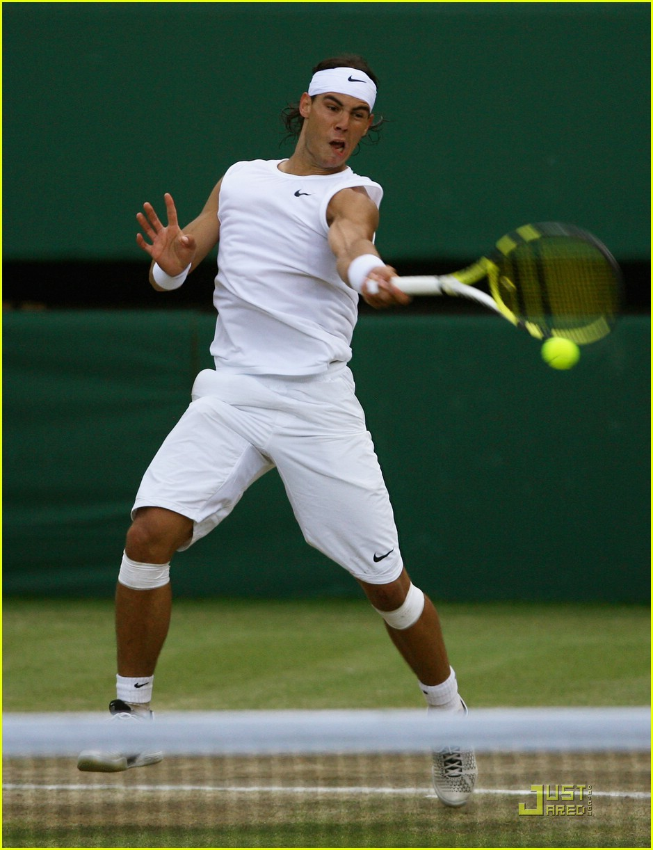 who won wimbledon rafael nadal 42