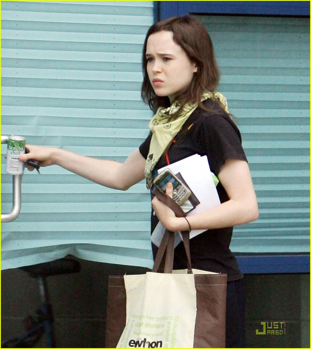 Full Sized Photo of ellen page whip it 08 | Photo 1275771 | Just Jared