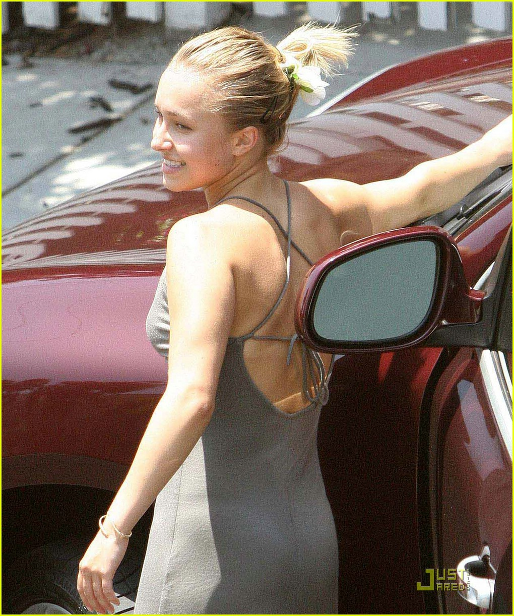 hayden panettiere parking ticket 011308111