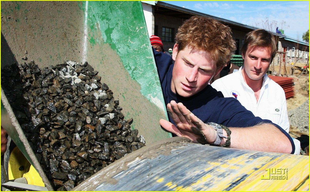 prince harry lesotho 05