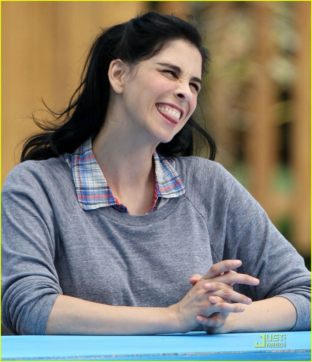 sarah silverman single smiling 041295391
