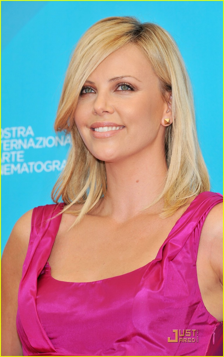 charlize theron burning up 46