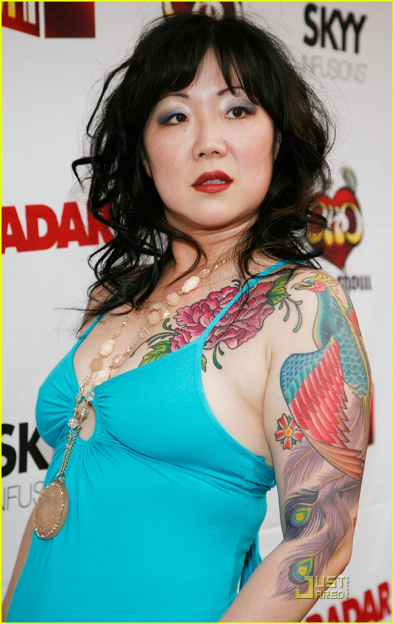 margaret cho tattoo titillating 061342551