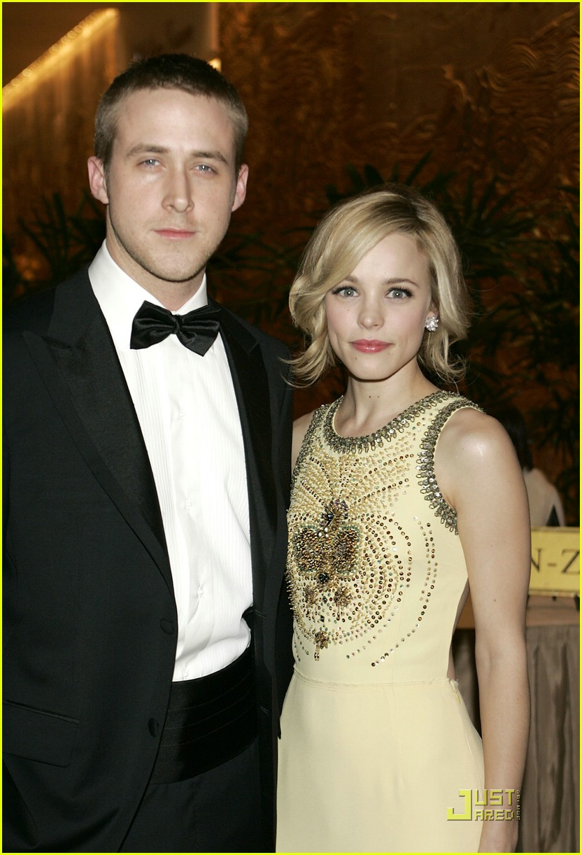 Ryan Gosling & Rachel McAdams Together Again?: Photo ...