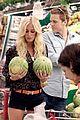 heidi montag spencer pratt grocery shopping gelsons 08