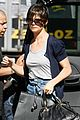 katie holmes high waisted pants 07