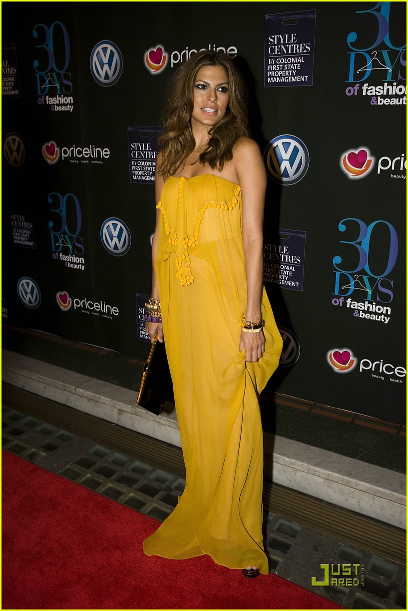 eva mendes 30 days of fashion and beauty 15