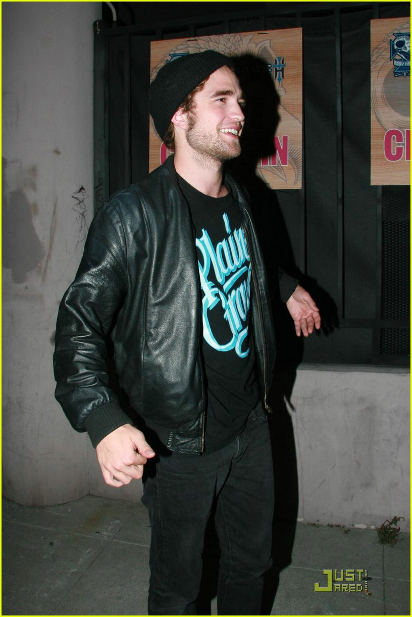 robert pattinson plain gravy 051312231