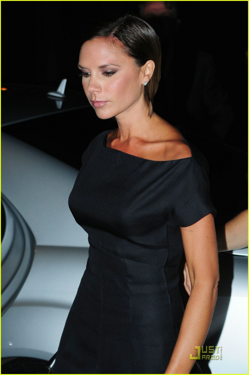 victoria beckham perfume launch 13