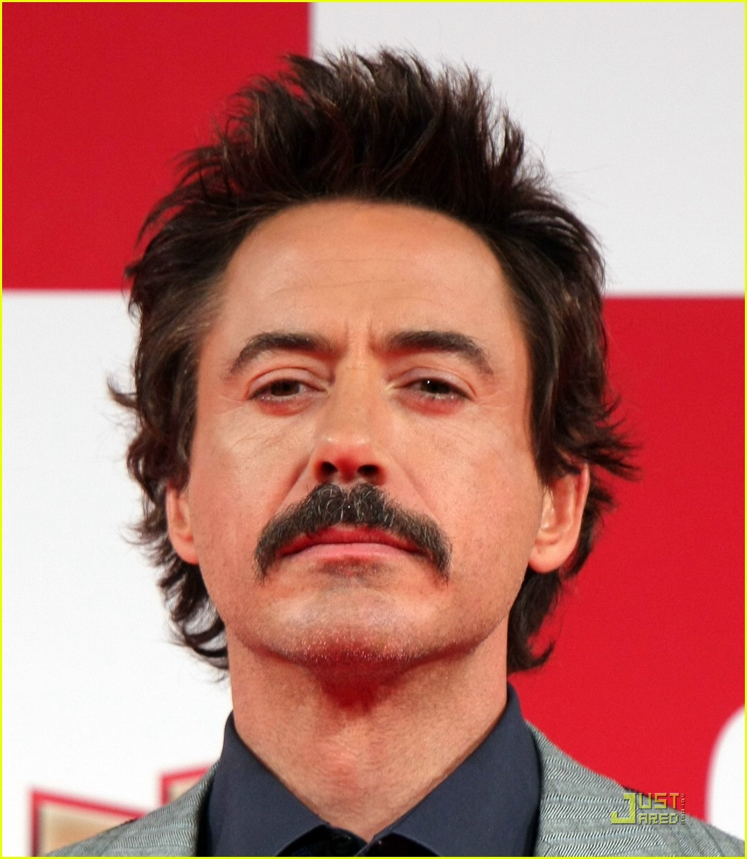 Robert Downey Jr. Goes Hammer Haywire: Photo 1395621 | Robert Downey ... Robert Downey