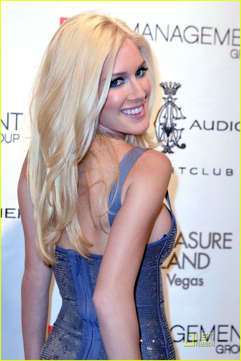 heidi montag vegas birthday bash 22
