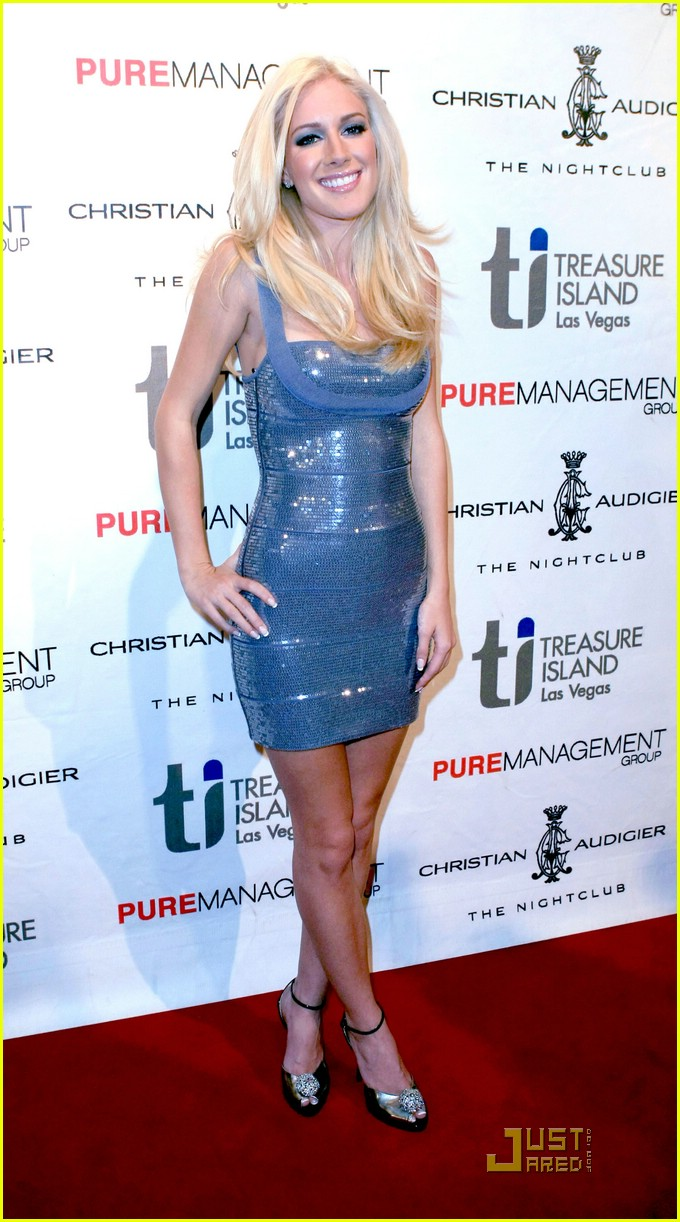 heidi montag vegas birthday bash 30