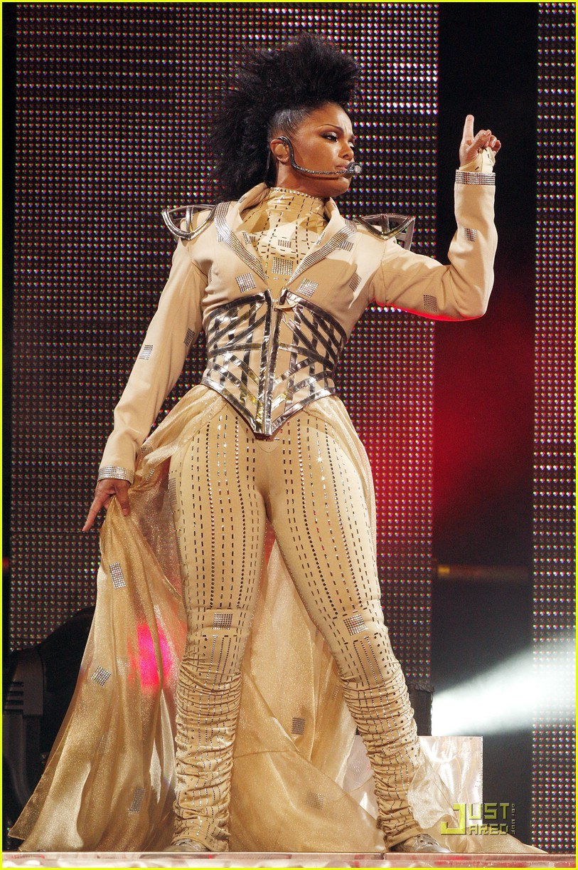 Janet Jackson Rocks With You: Photo 1428181 | Janet Jackson