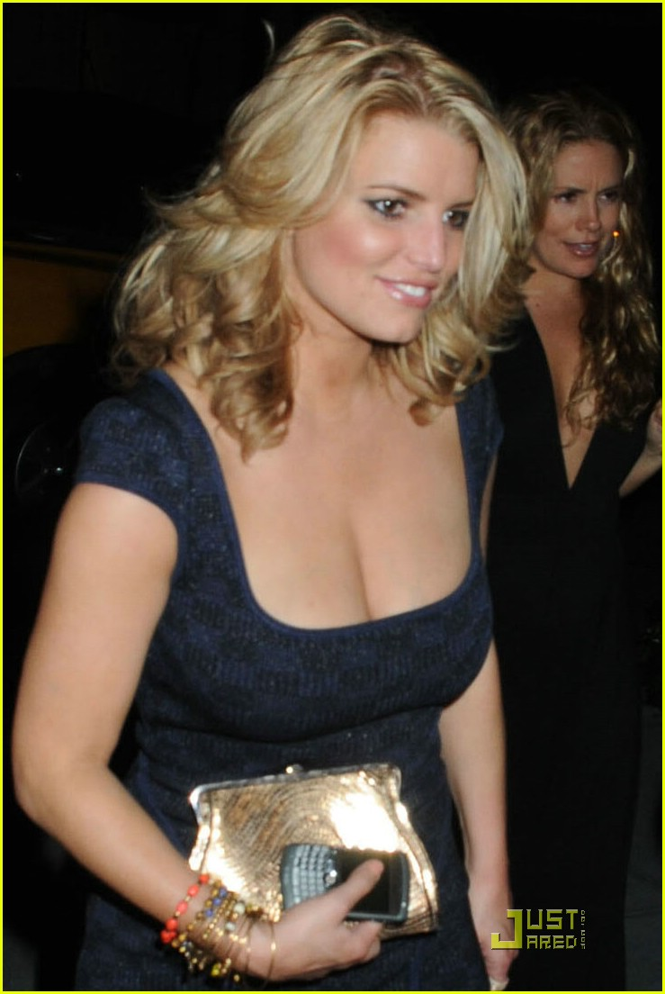 jessica simpson post party 07