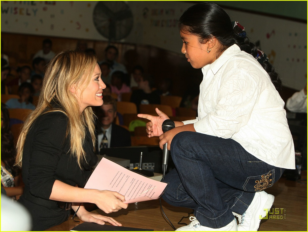hilary duff blessings in a backpack 071503491