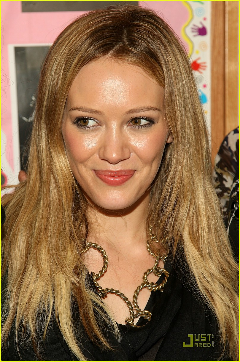 hilary duff blessings in a backpack 10