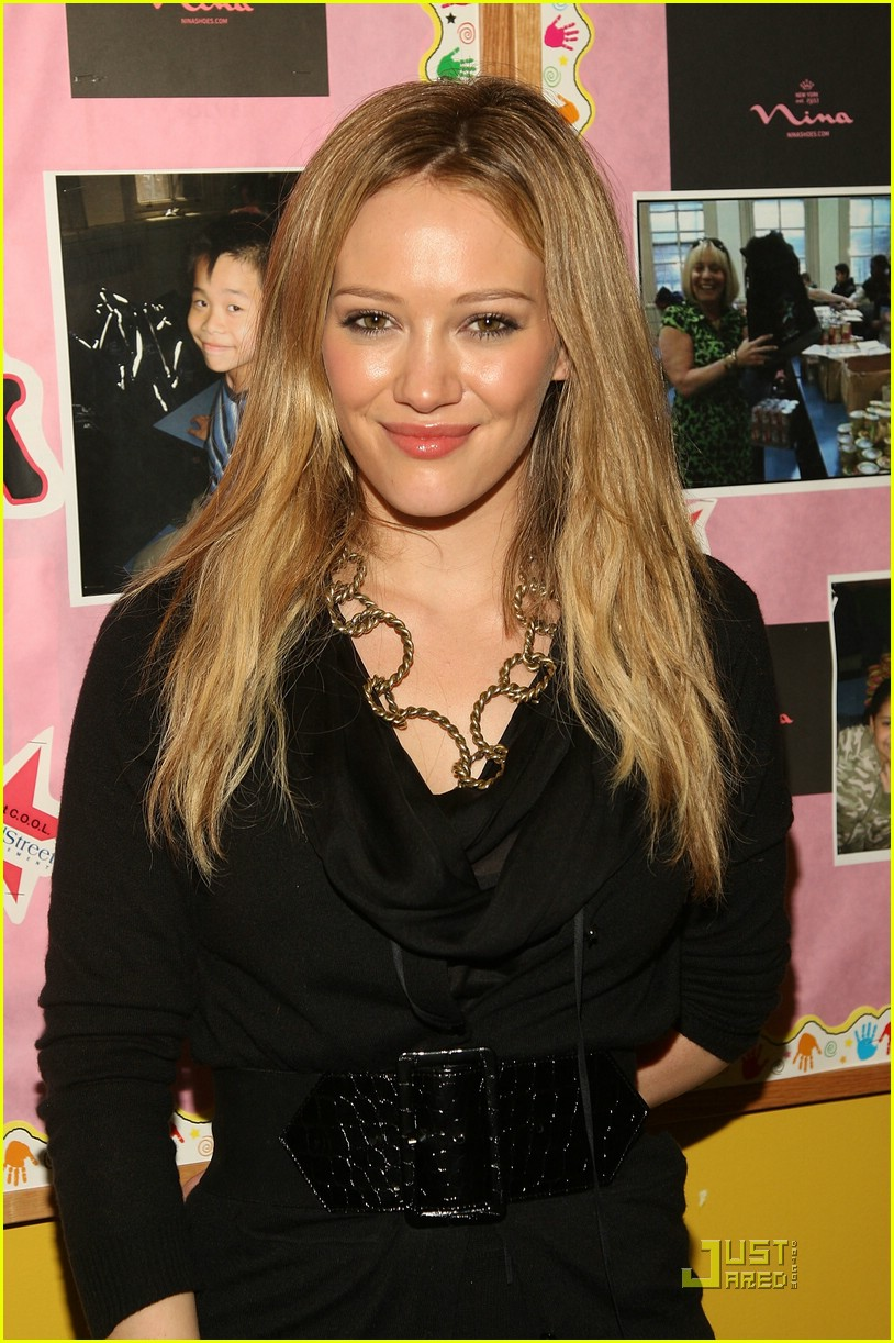 hilary duff blessings in a backpack 17