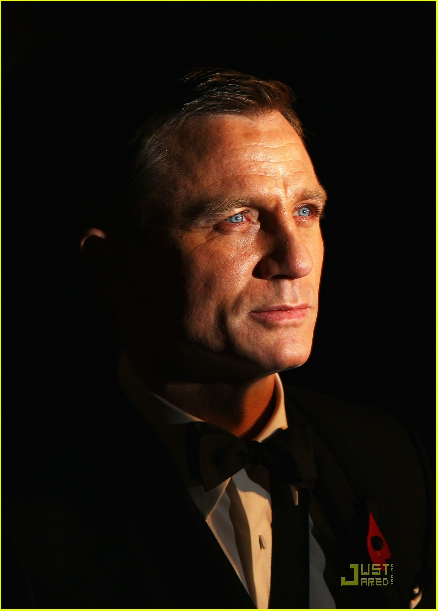 daniel craig quantum of solace world premiere 03