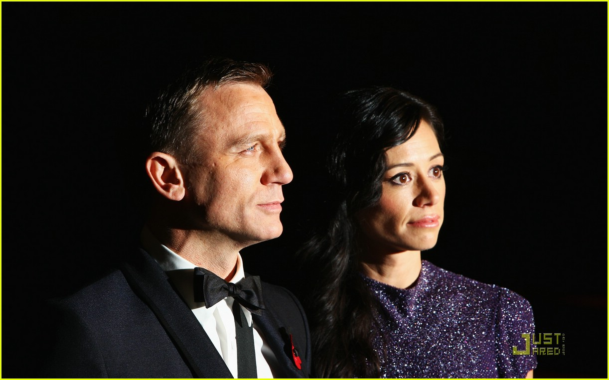 daniel craig quantum of solace world premiere 14