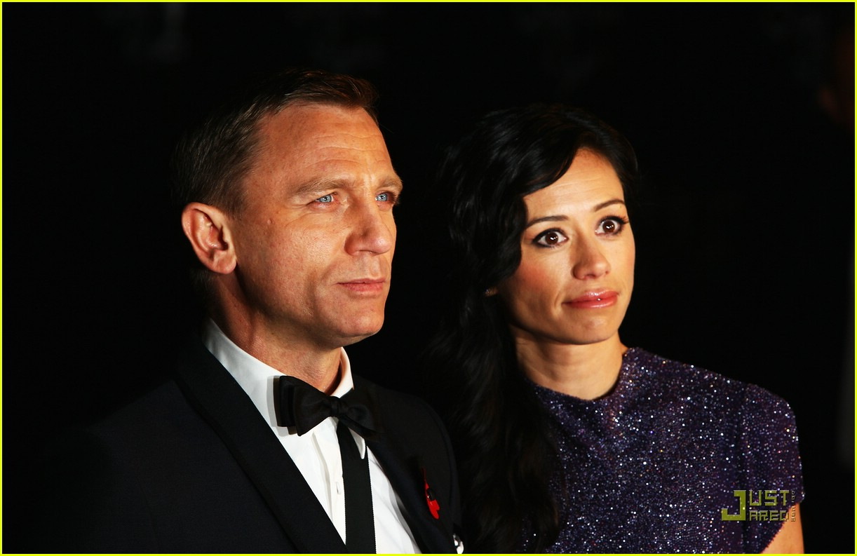daniel craig quantum of solace world premiere 19