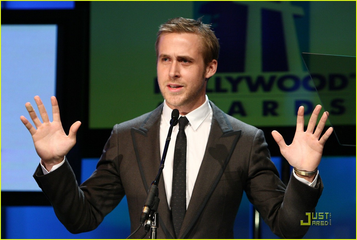 ryan gosling hollywood film festival 02