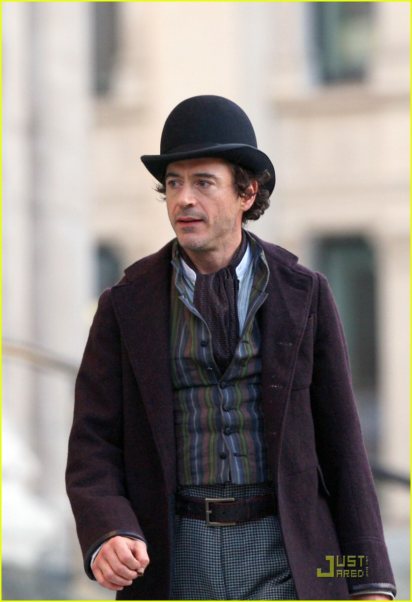 Full Sized Photo of robert downey jr sherlock holmes 06 ...