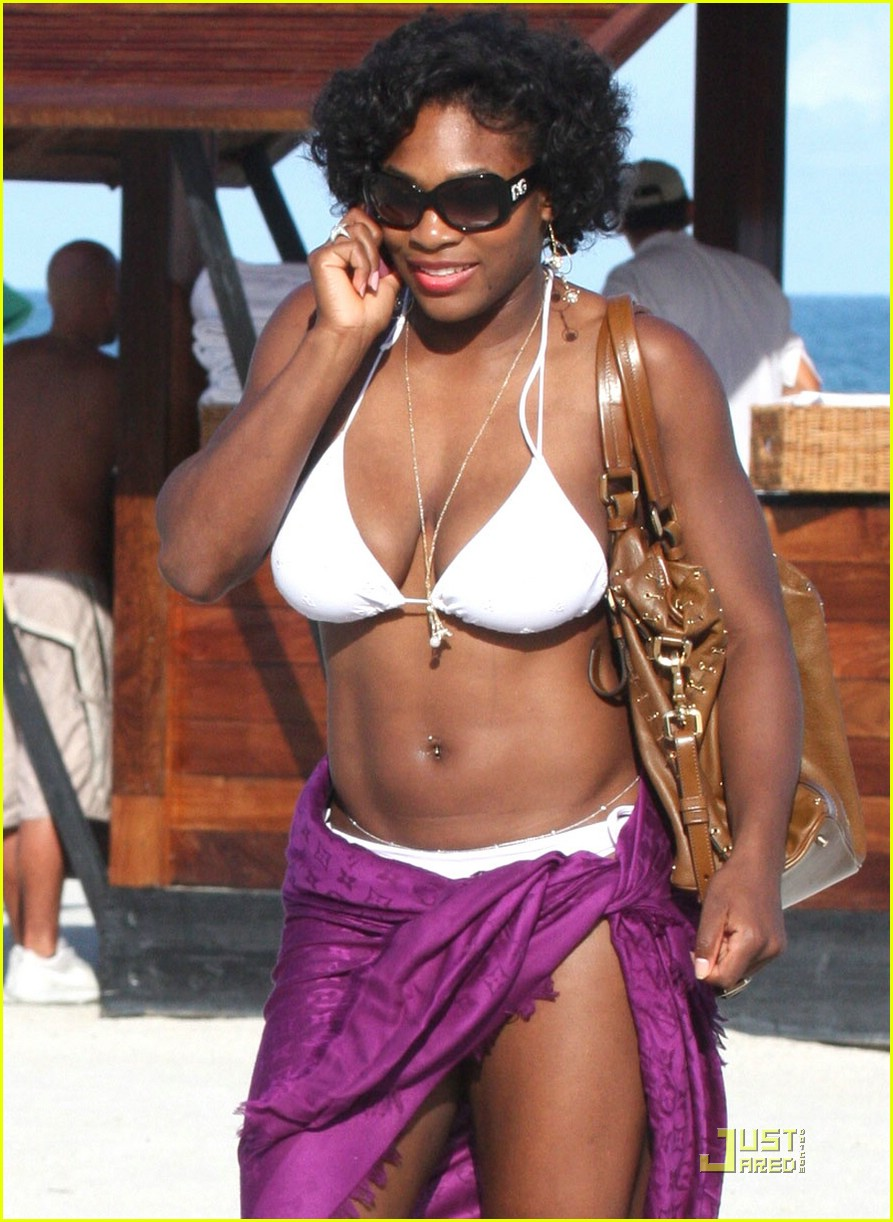 serena williams bikini 10