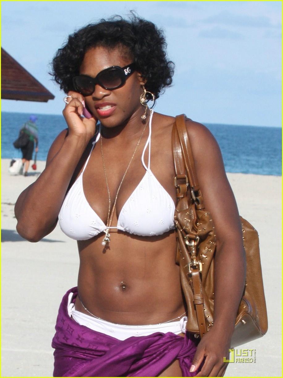 serena williams bikini 13