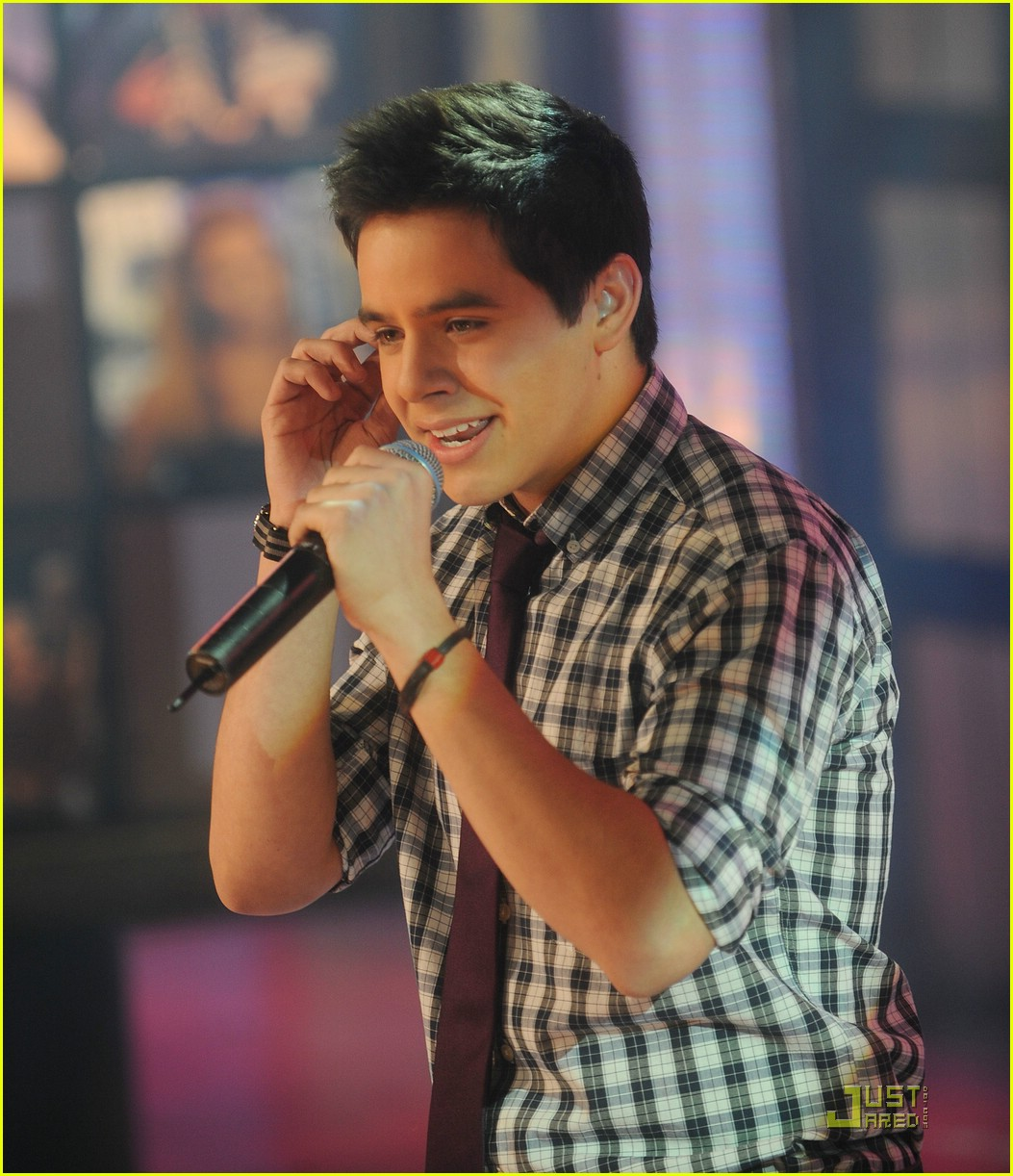 david archuleta mtv tl 16