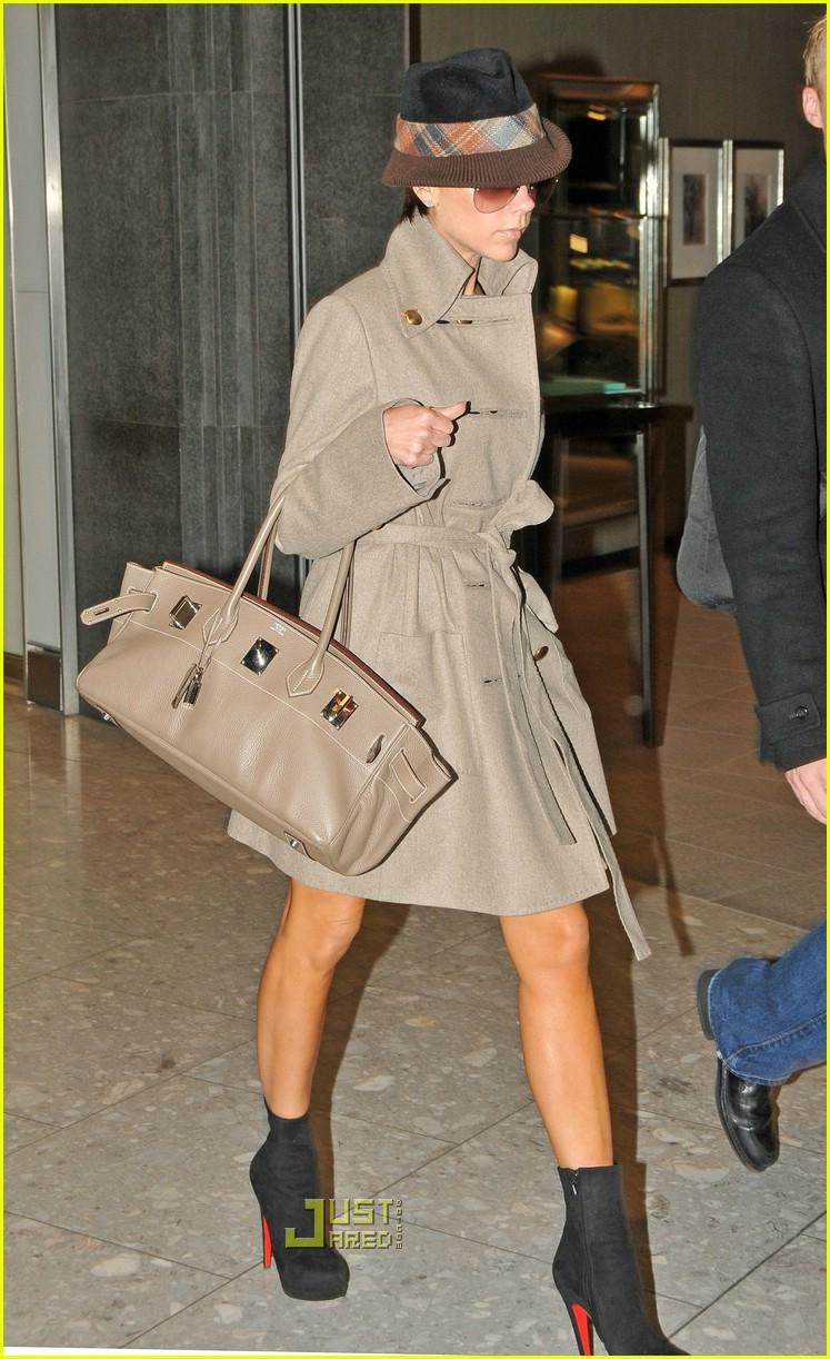 Виктория бэкхэм и ее коллекция сумок