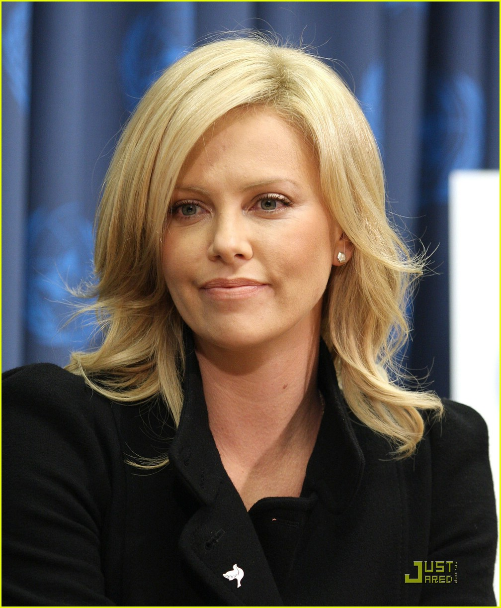 charlize theron united nations messenger of peace 12
