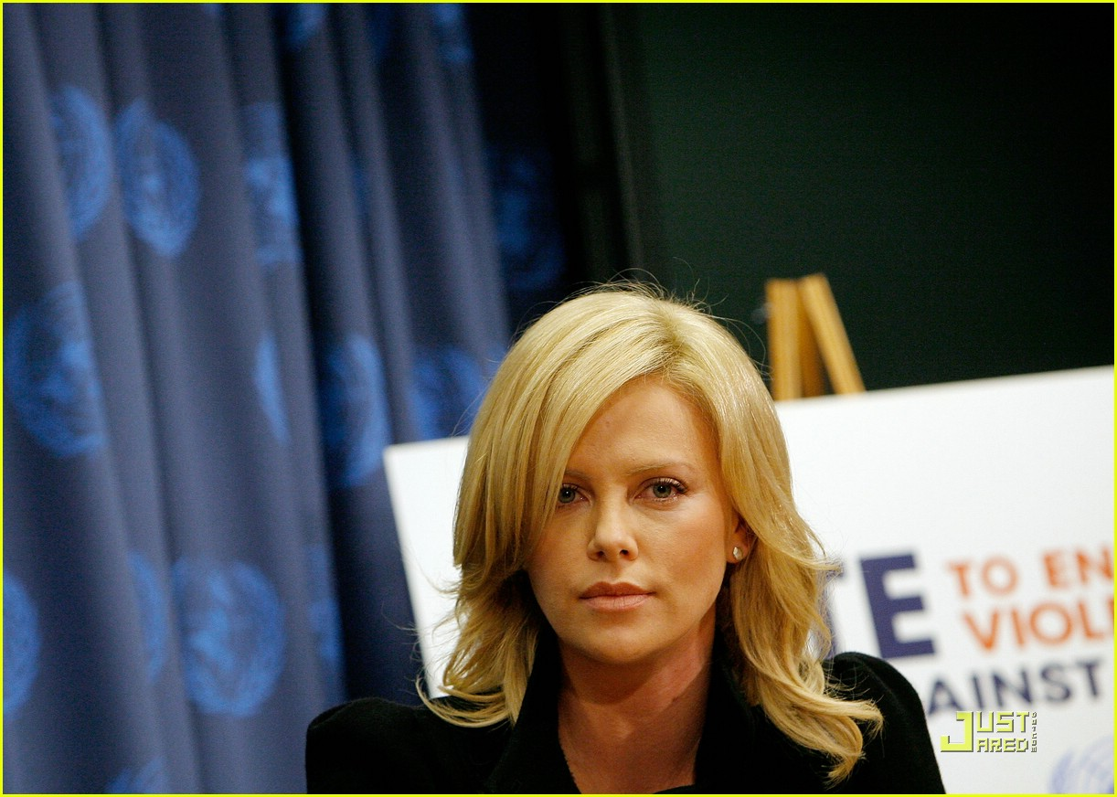 charlize theron united nations messenger of peace 24