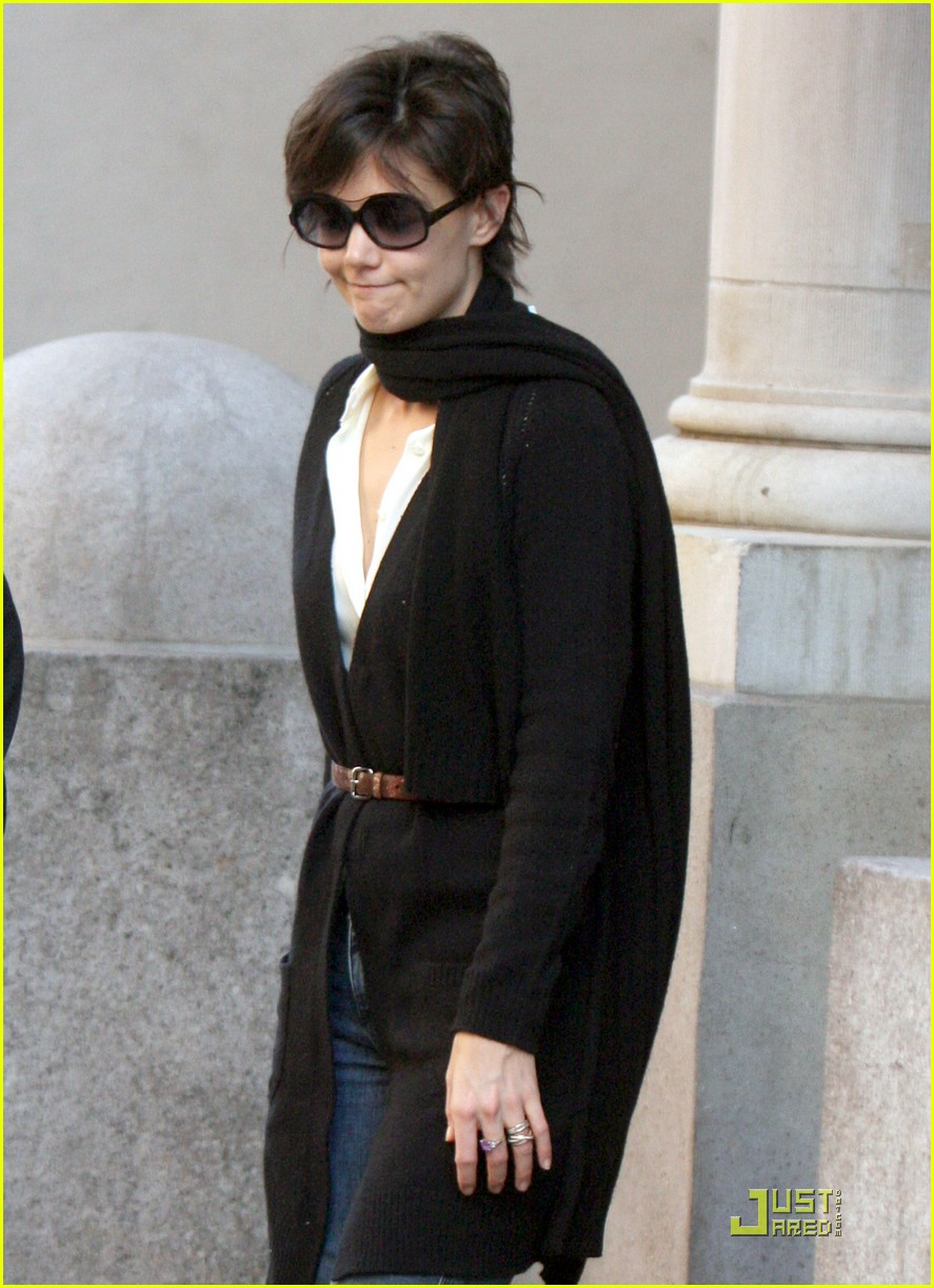katie holmes nyc 031562061