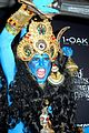 heidi klum blue indian goddess halloween 12