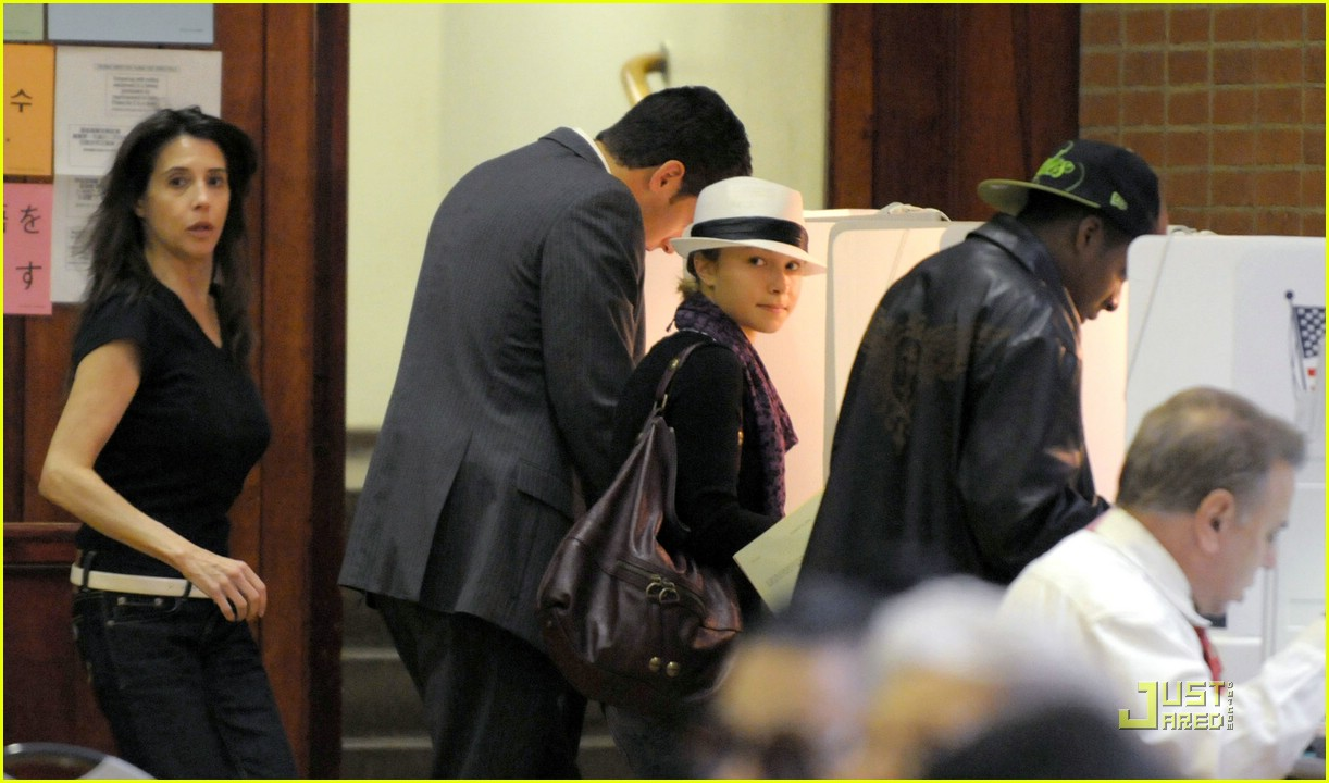 hayden panettiere votes barack obama 07