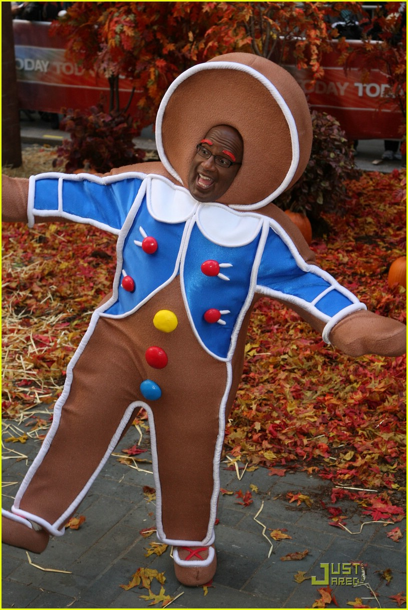 al roker gingerbread man dog 071522531