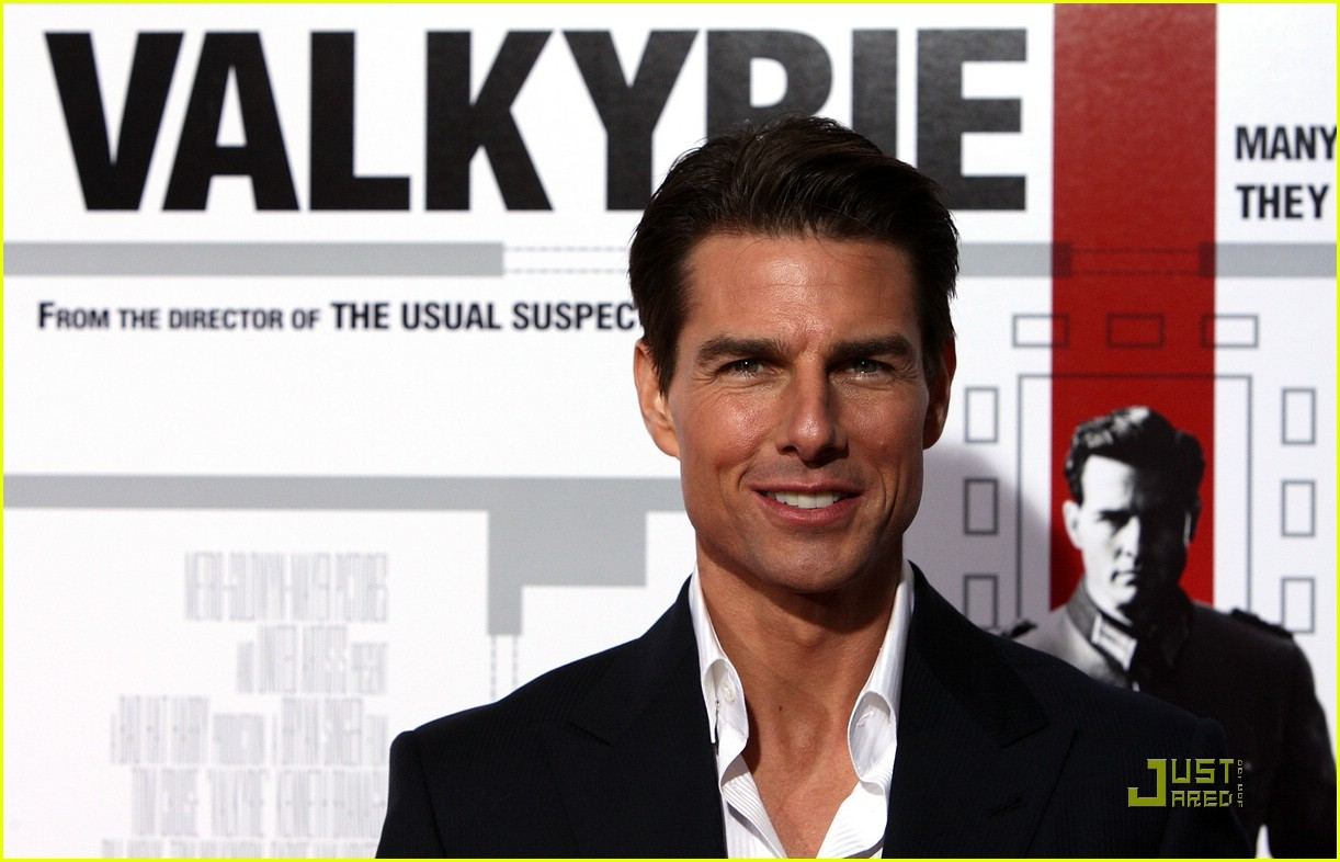 tom cruise valkyrie los angeles premiere 21 Tom Cruise